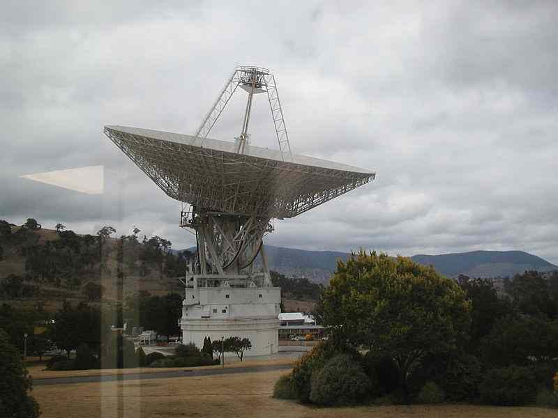 Main             antenna