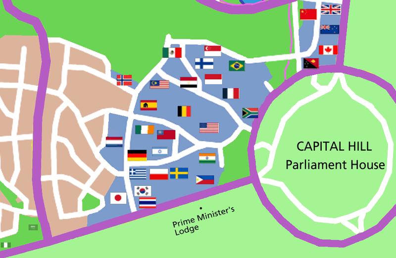 embassies map