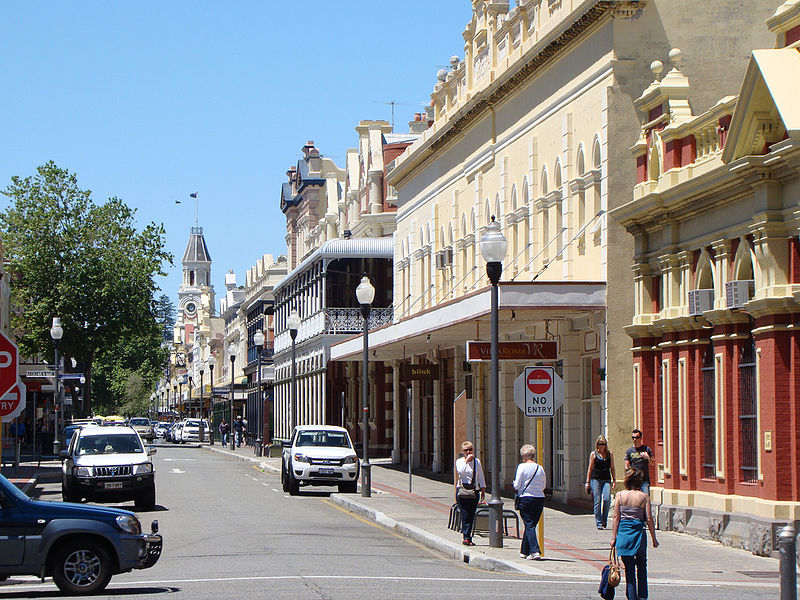 Freemantle High
