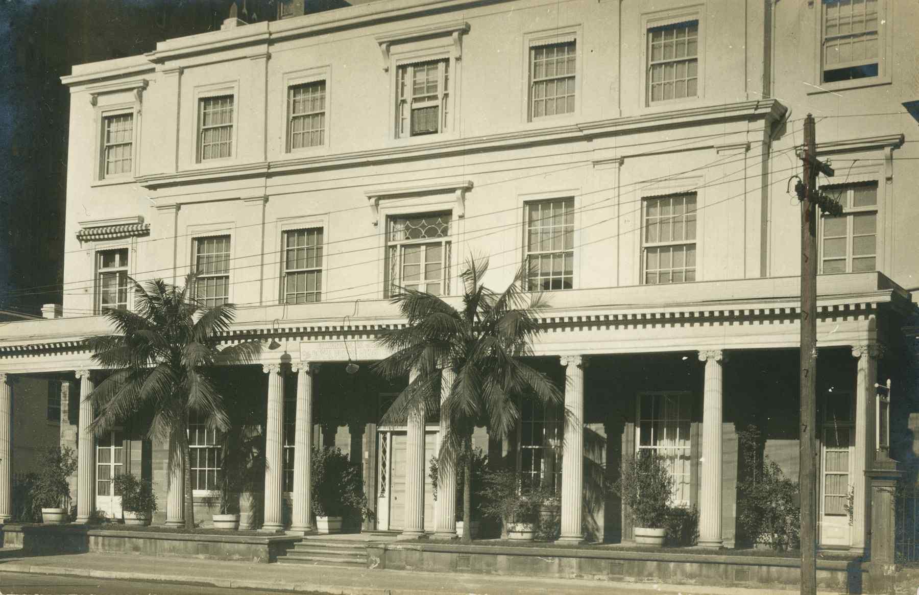 Burdekin House/Historic Houses Trust