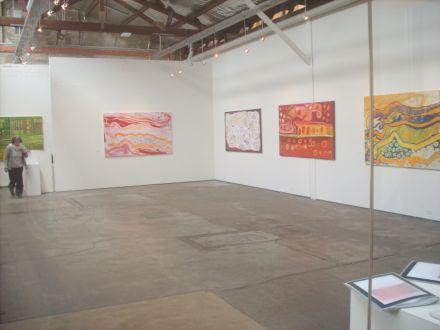 Art in                 gallery