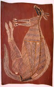 Mawandjul's Red Kangaroo