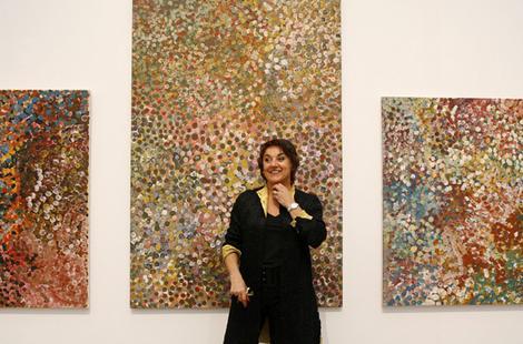 Margo Neale in Japan