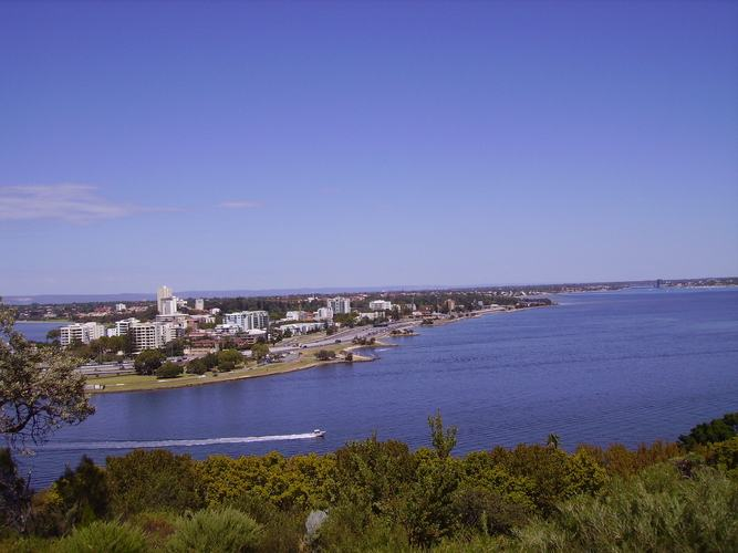 View from Mt Eliza
