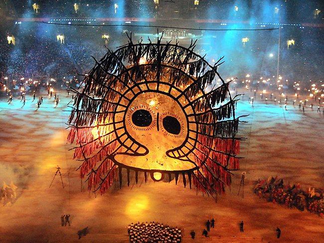 Wangjina at Sydney Olympics